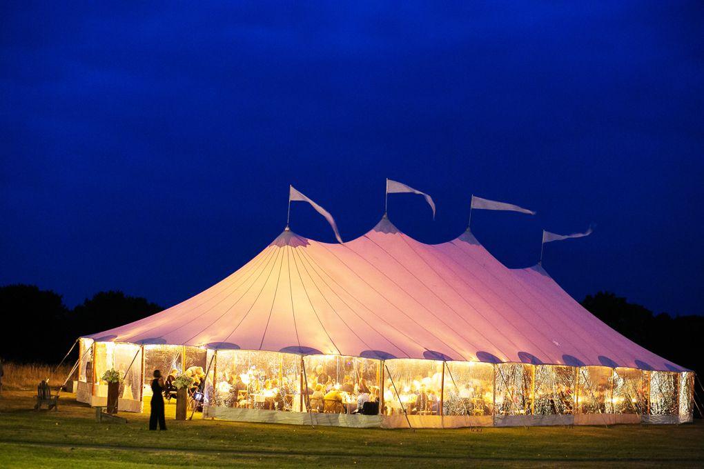 Laudholm Farm Wedding Sperry Tent Photo By Mark Davidson