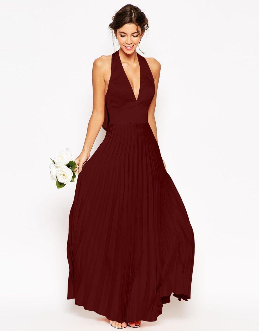 Burgundy mismatched bridesmaid dresses maxi dresses and weddings burgundy mismatched bridesmaid dresses ombrellifo Images