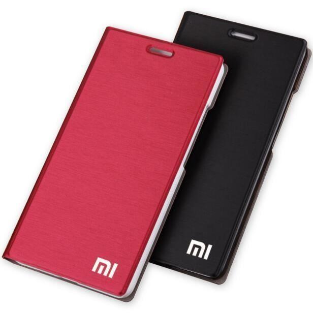 on sale 51c58 01569 $9.99 - Xiaomi Mi Redmi Note 4 4X 4A Case Leather Cover Luxury Flip ...