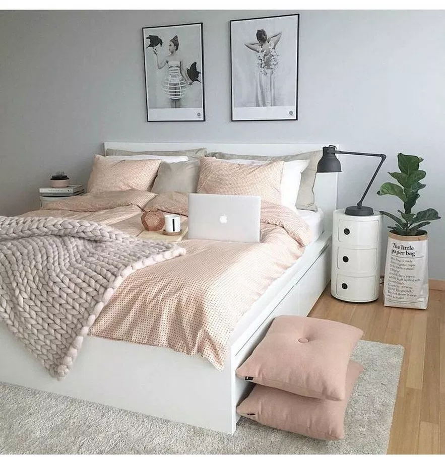 Photo of 50 awesome decoration ideas to make your bedroom cozy and warm 2019 25 » Welcom…