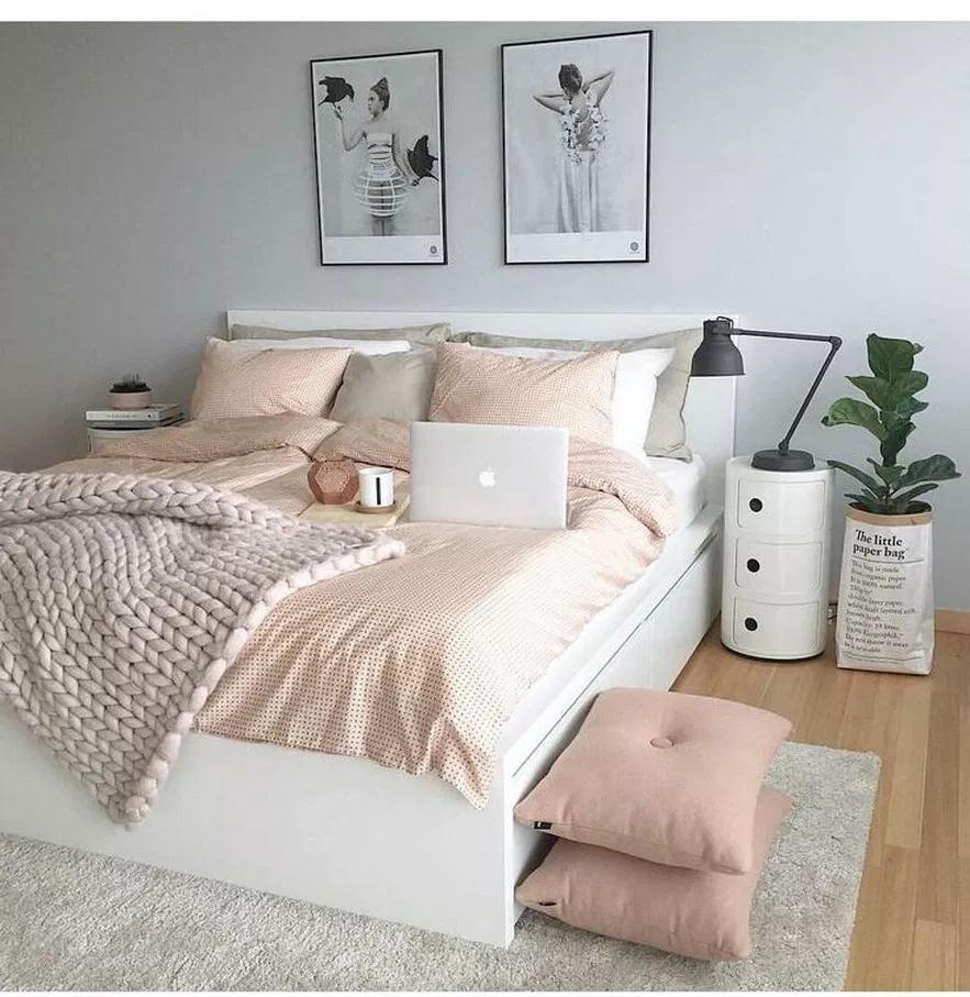 Photo of 50 fantastiske dekorasjonsideer for å gjøre soverommet ditt koselig og varmt i 2019 25 »Velkomst …