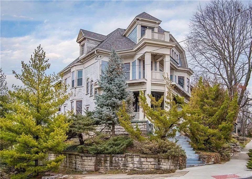 1899 Fixer Upper In Dayton Ohio in 2020 (With images ...