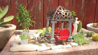 Succulent Garden......