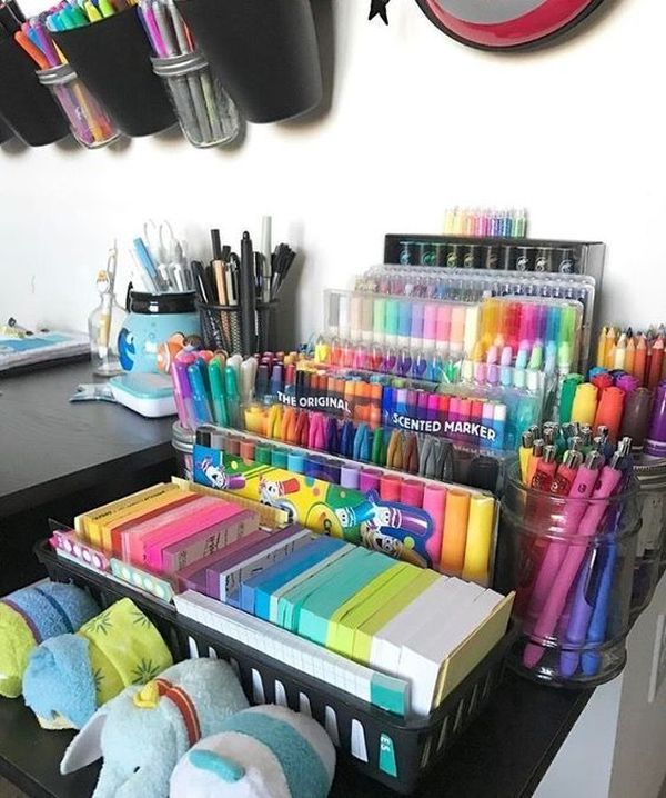 18 Ideas That Will Transform: 18 Organization Hack To Transform Your Craft Room