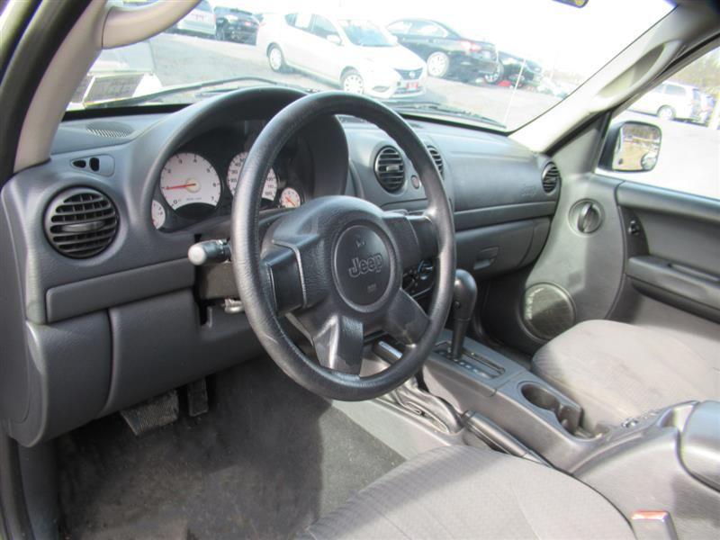 2003 Jeep Liberty Sport 4WD (2020) Jeep liberty sport