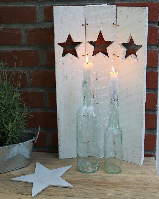 star cut paletten paletten weihnachten weihnachten. Black Bedroom Furniture Sets. Home Design Ideas