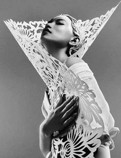 Fashion editorial   Dramatic and elegant editorial   #fashion #editorial #dramatic