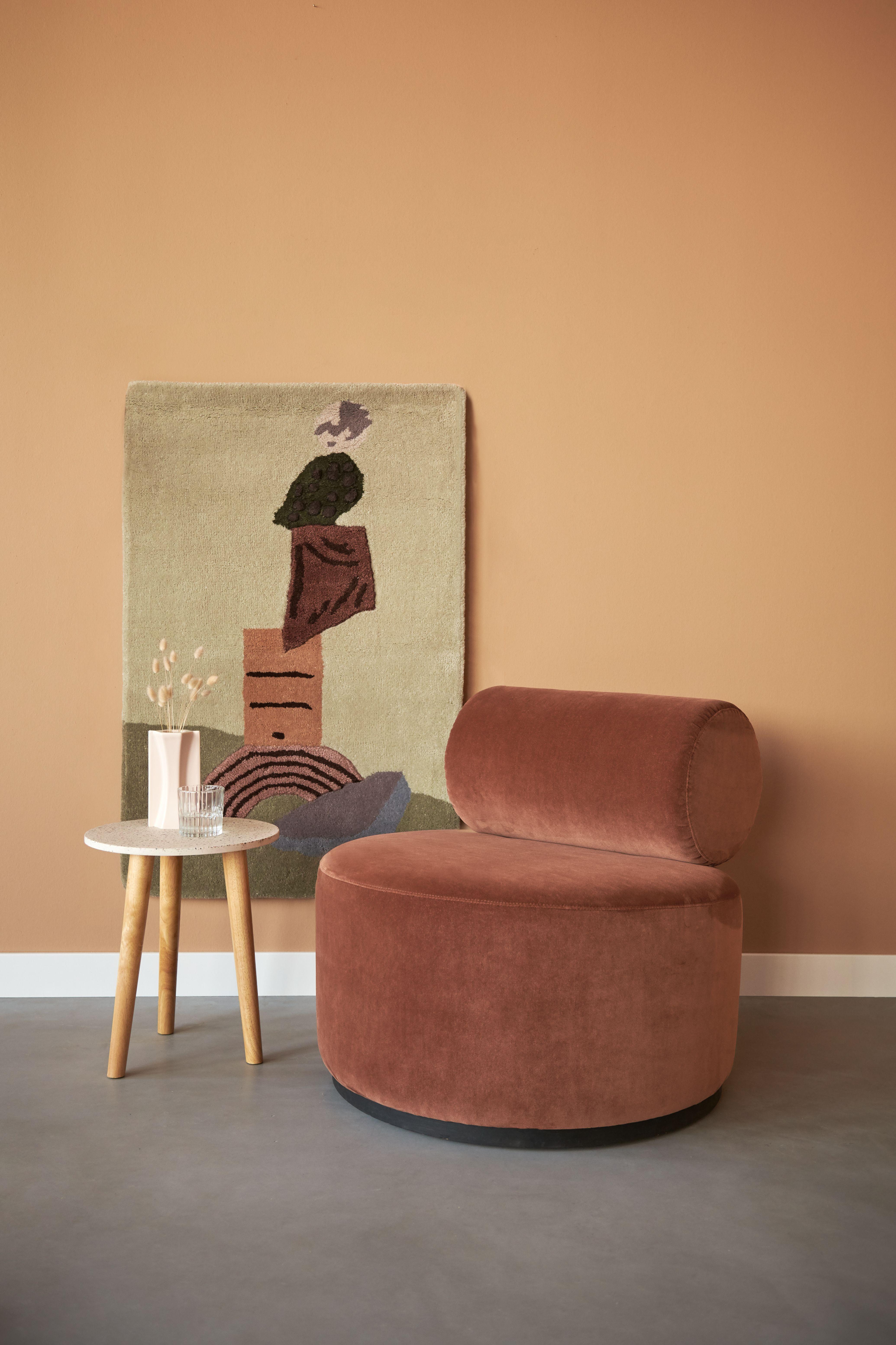 Trend: warme kleuren terracotta en pink
