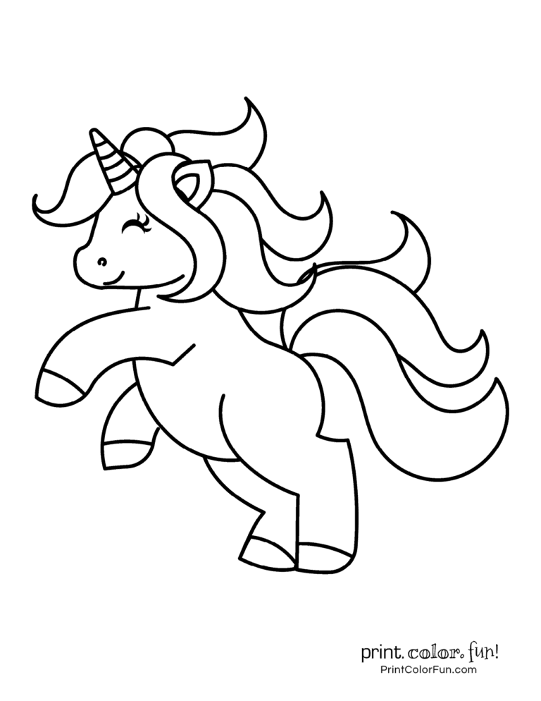 Cute My Little Unicorn 5 Different Coloring Pages To Print Coloring Page Print Color Fun My Little Unicorn Unicorn Coloring Pages Barbie Coloring Pages