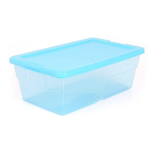 Resultado de imagen para cajas plasticas transparentes con for Cajas de plastico transparente