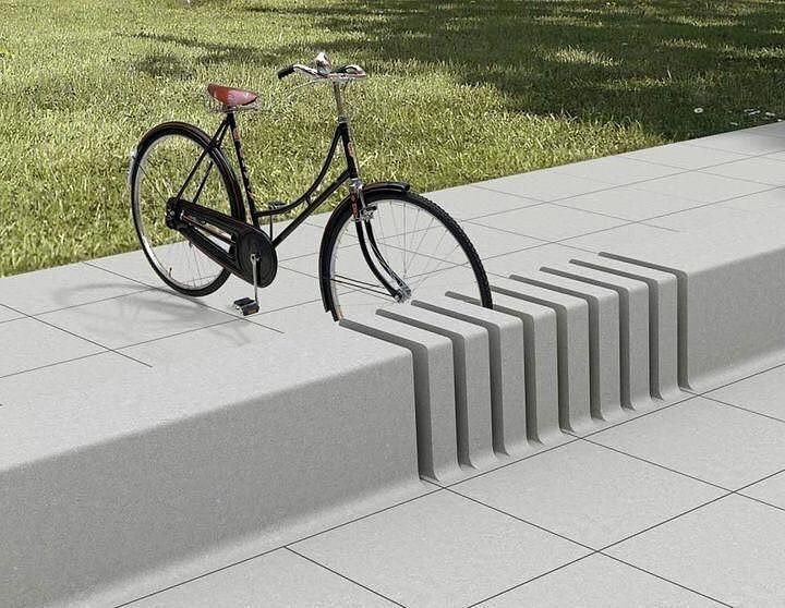 Bike 🚲 parking!  Designed By Unknown  #design #future #futurearchitect #futurearchitects2050 #architecture4future #architecture #amazing #concept #design #contemporary #instaarchitecture #love #concept #Architektur #architecture #luxury #architect #architettura #interiordesign #instatravel #travel #instagood #instamood #archimodel