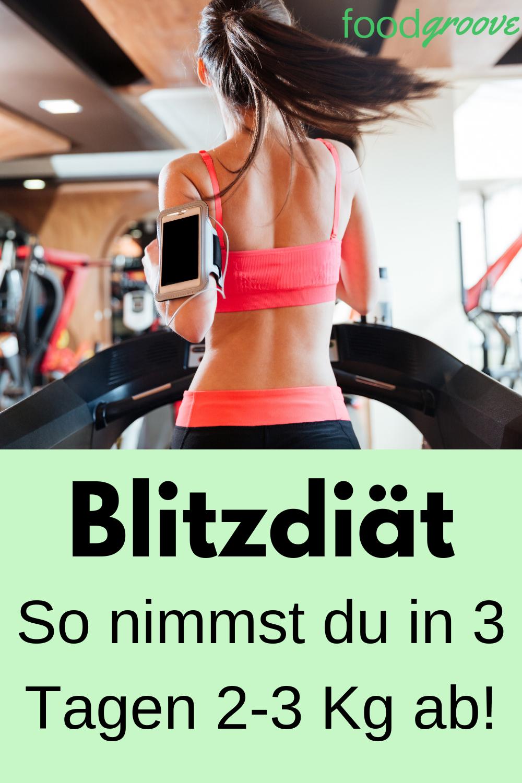 Photo of Blitzdiät: So nimmst du in 3 Tagen 2-3 Kilo ab! – Foodgroove