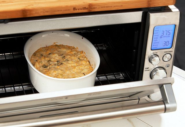Baked Crab Dip In The Smart Oven For The Smart Oven