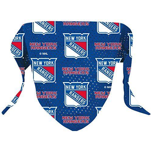 Dog collars · Hunter NHL New York Rangers Pattern Bandana for Pets 9ea08d195