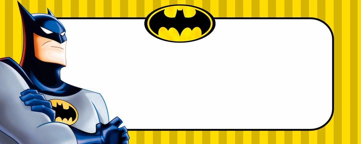 Batman Invitations Templates is nice invitation sample
