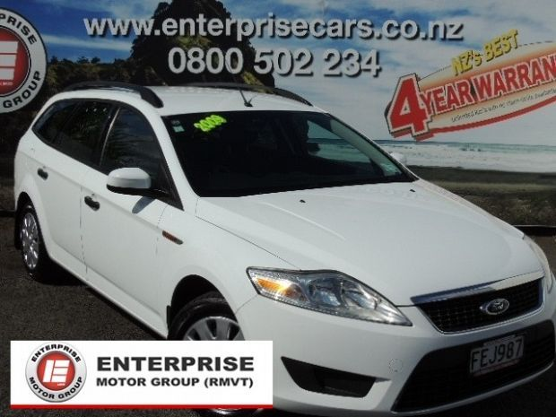 2009 Ford Mondeo Wagon Ford Mondeo Wagon Good Used Cars Ford