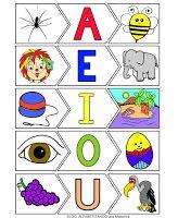 Jogos Para Trabalhar Com As Vogais Atividade Alfabeto Educacao