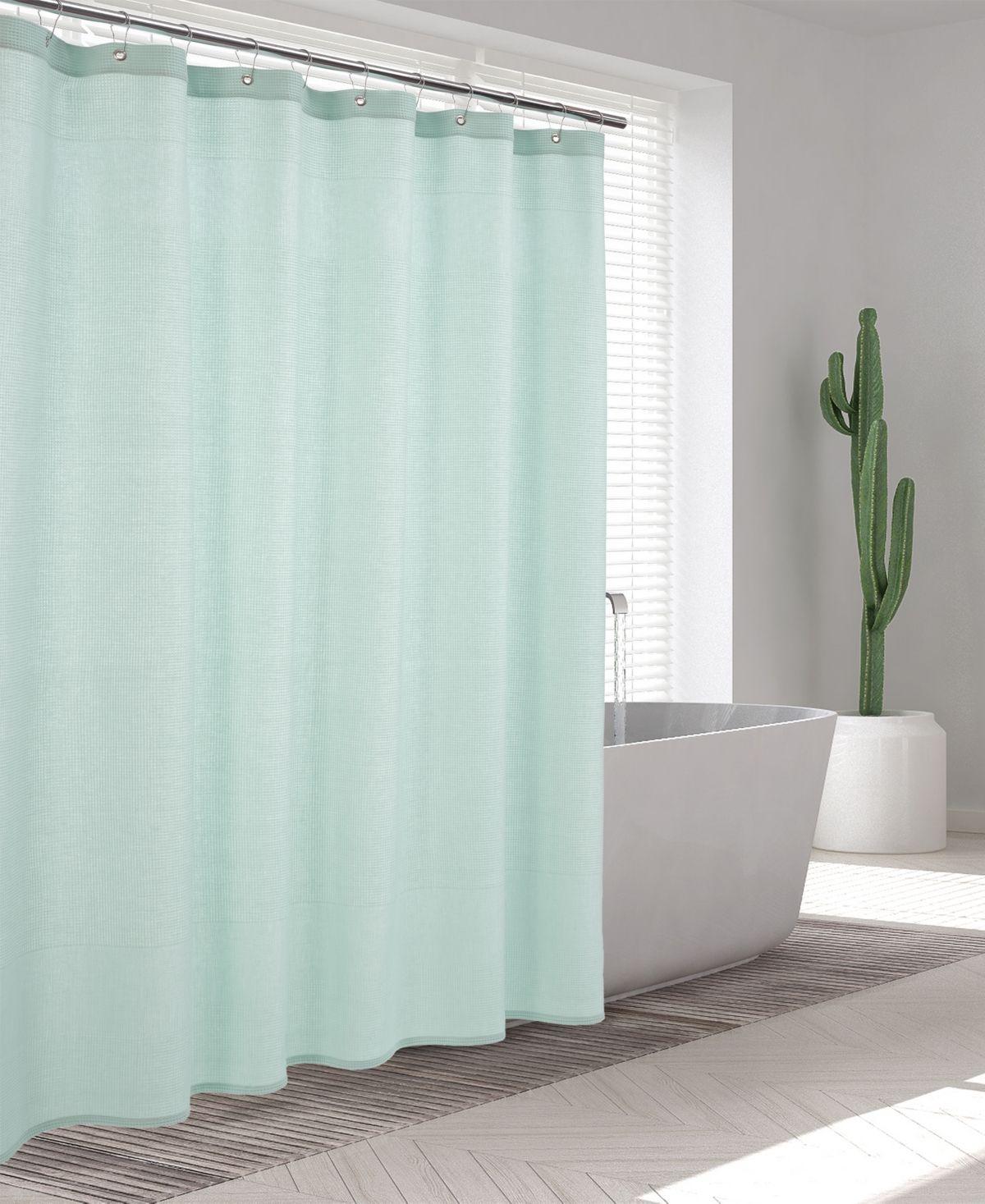 Enchante Home Ria Turkish Cotton Shower Curtain Reviews Shower