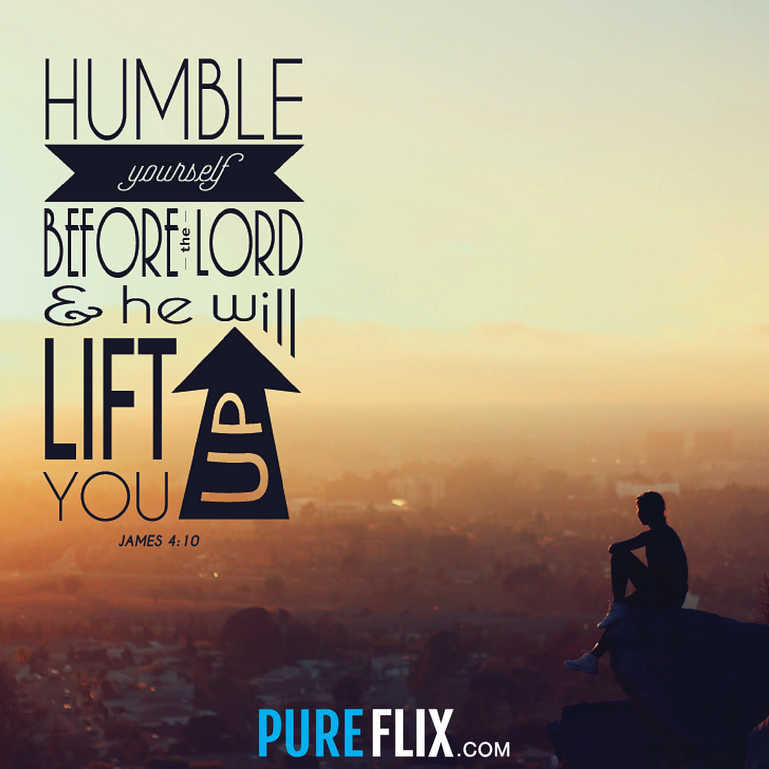 Humble Yourself Before #theLord And He Will Lift You Up