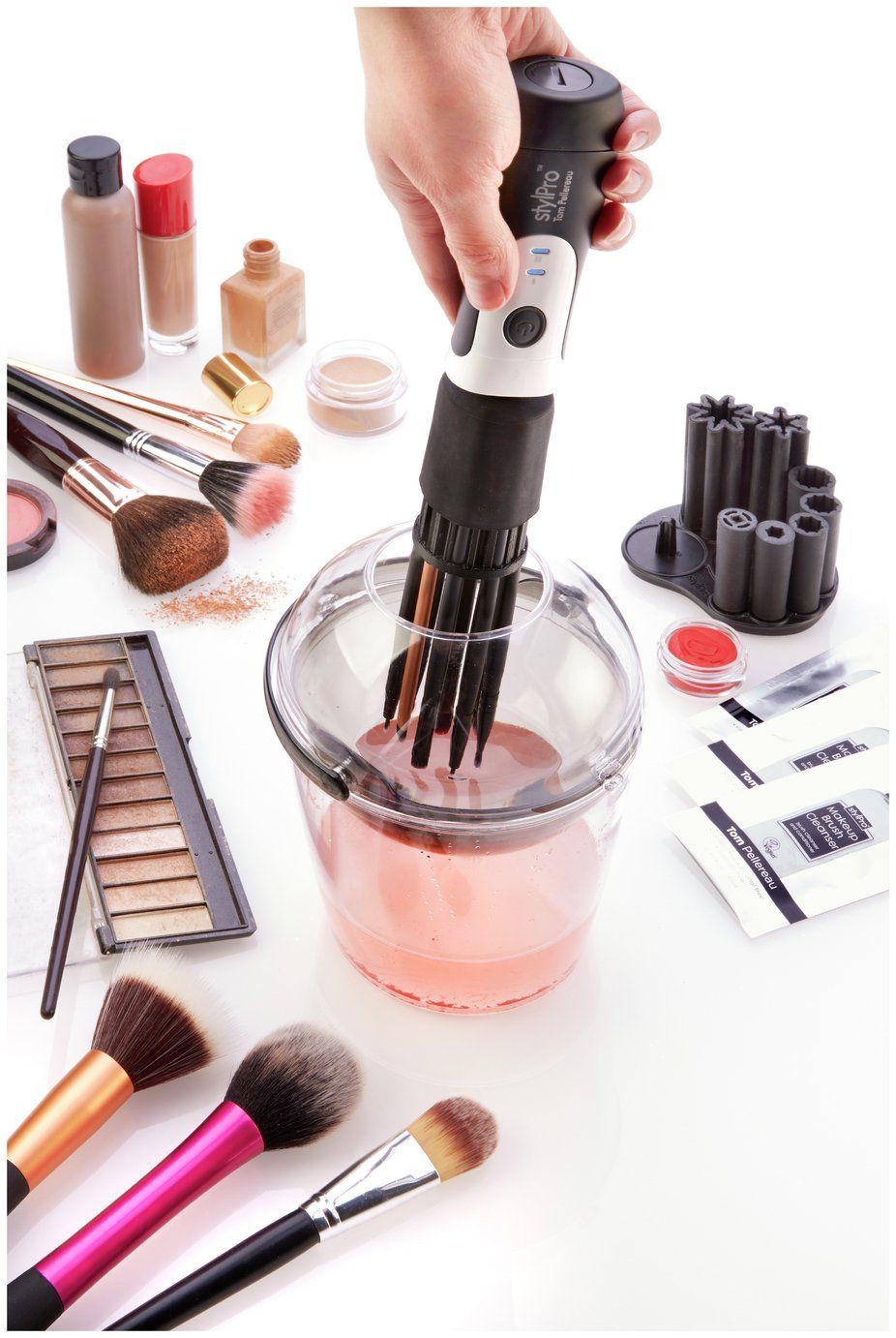 Photo of Buy StylPro Expert Make-up Brush Cleaner and Dryer | Limited stock Health and beauty