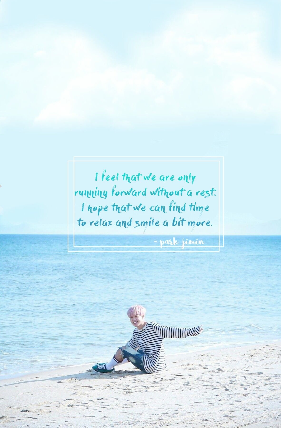 bts jimin quote ig milkookie bts lyrics