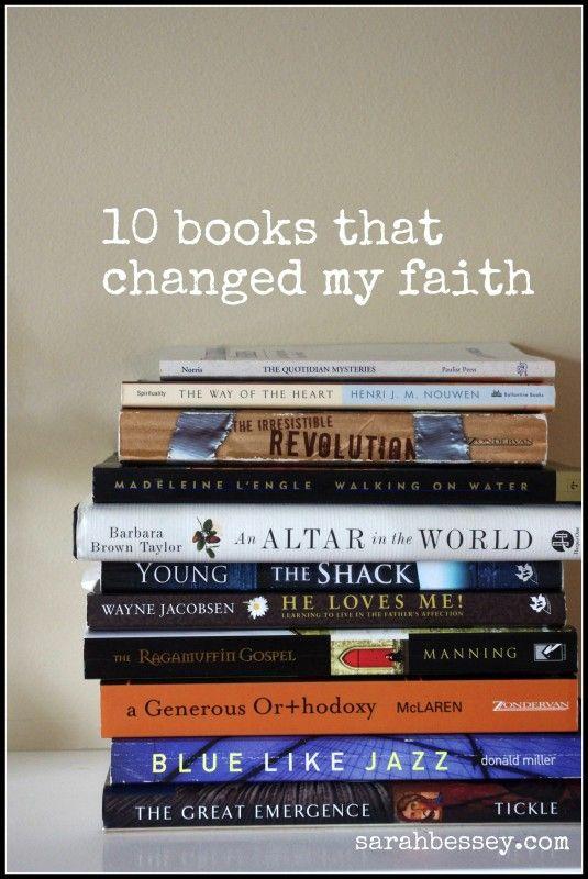 faith books