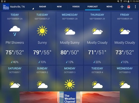 3 more weather apps | Truckin | The weather channel, Live