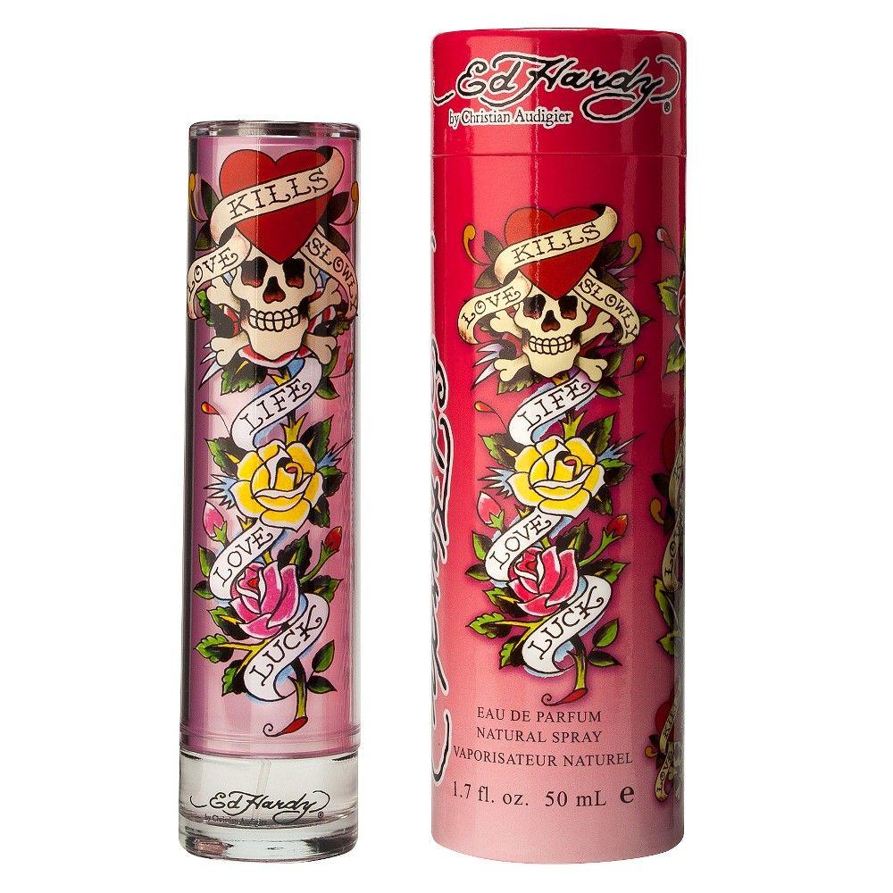 Ed Hardy Women's Perfume Eau de