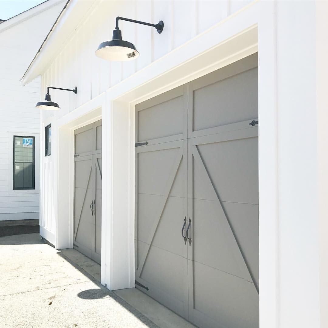 Garage Doors Sherwin Williams Dovetail Garage Door Colors Garage Door Trim Garage Doors