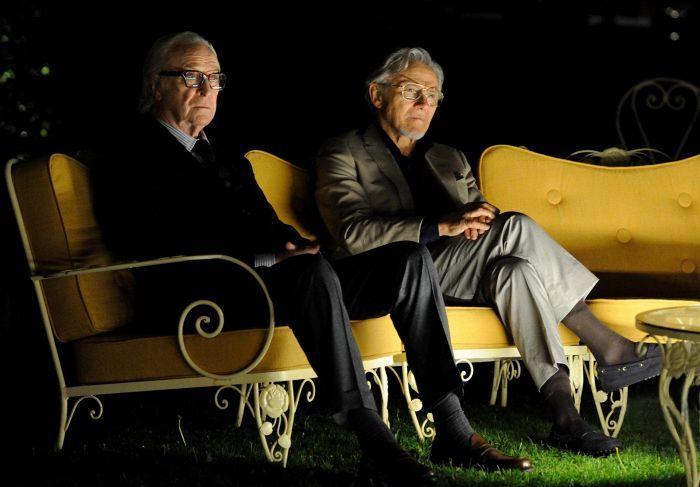 Michael Caine ja Harvey Keitel esittävät taiteilijoita ja ystävyksiä elokuvassa Youth. Elokuvan ohjaaja on italialainen Paolo Sorrentino