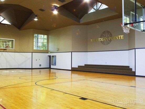 Working Out Isn T Always All About The Gym Have Fun Throwing Some Hoops In Your Apartment S Basketball C Indoor Basketball Hoop Ucf Basketball Cool Apartments