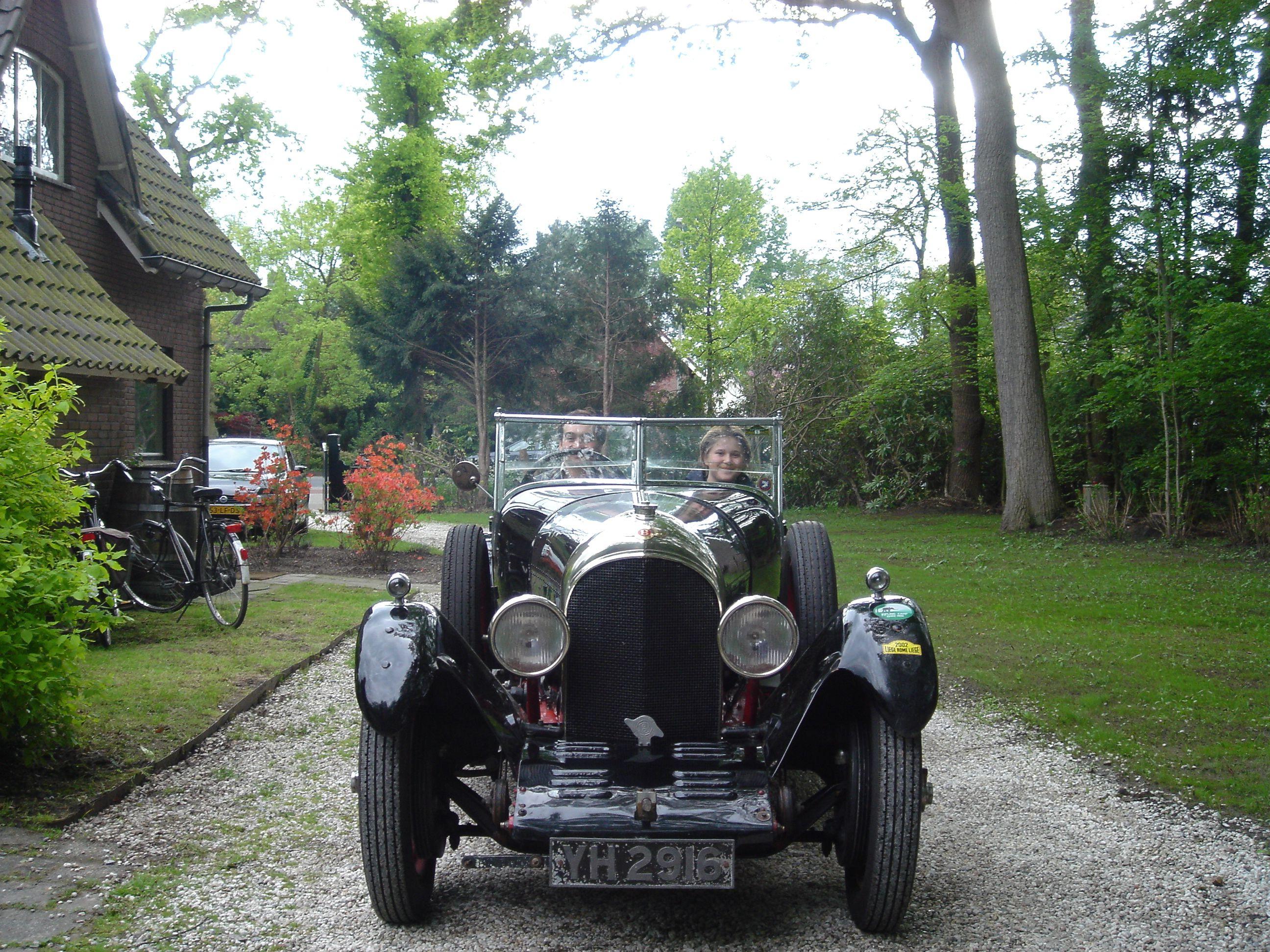 Pin by Ernst Krudop on Bentley 3 litre