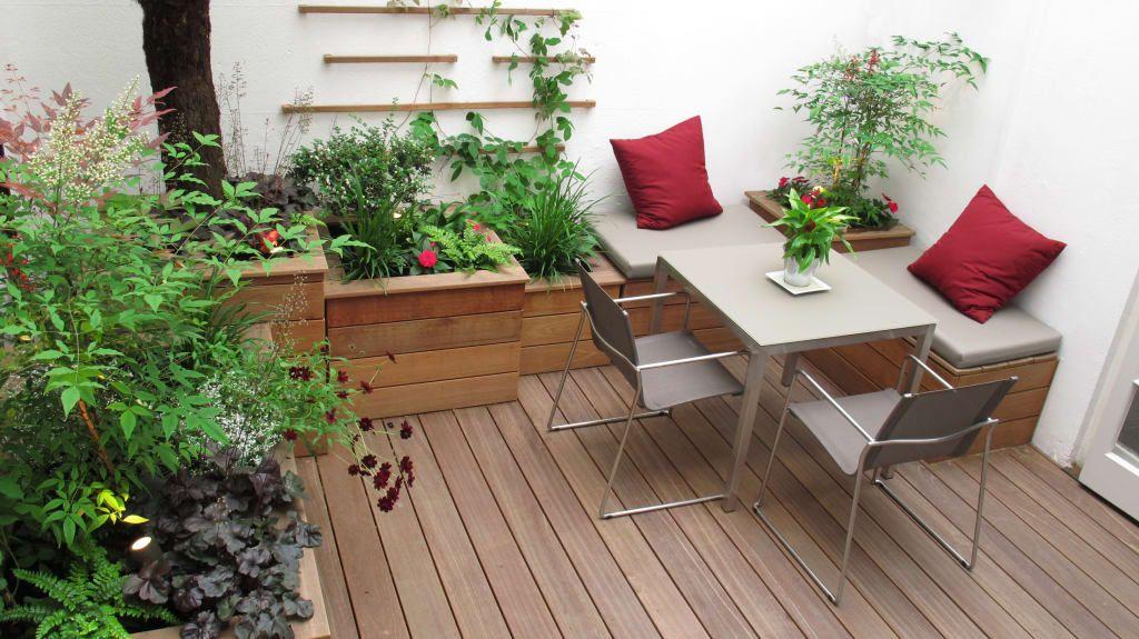 Idee per un giardino o per un terrazzo fantastico giardino