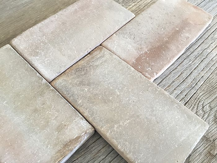 Decorative Stone Tiles Pavé Tile Wood & Stone Inc French Reclaimed Terra Cotta Tile