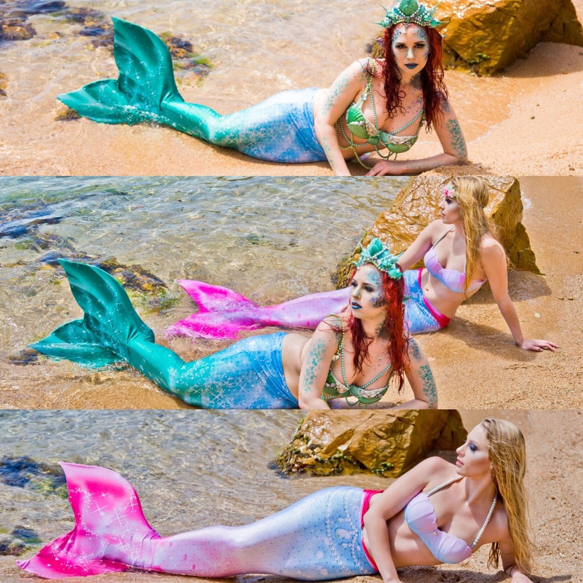 queue de sir ne pour adulte et enfant be abyssmermaid shop abyss new mermaid. Black Bedroom Furniture Sets. Home Design Ideas