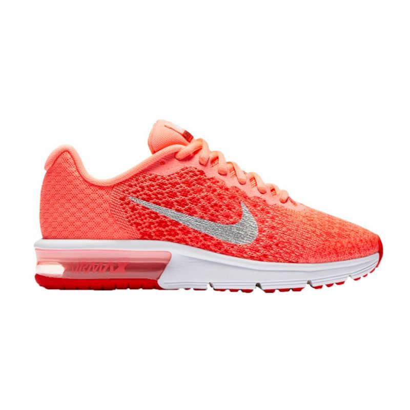 Nike Kids' Grade School Air Max Sequent 2 Running Shoes, Boy's, Size:
