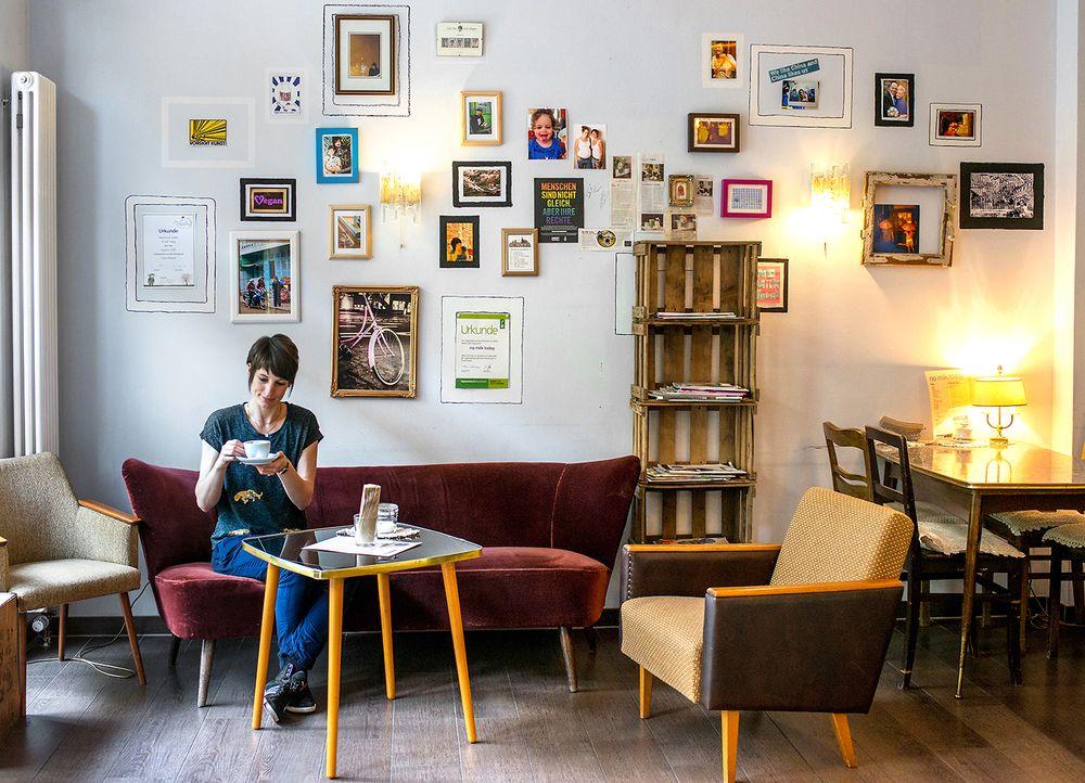 no milk today Veganes Café in Berlin Kreuzberg in 2020