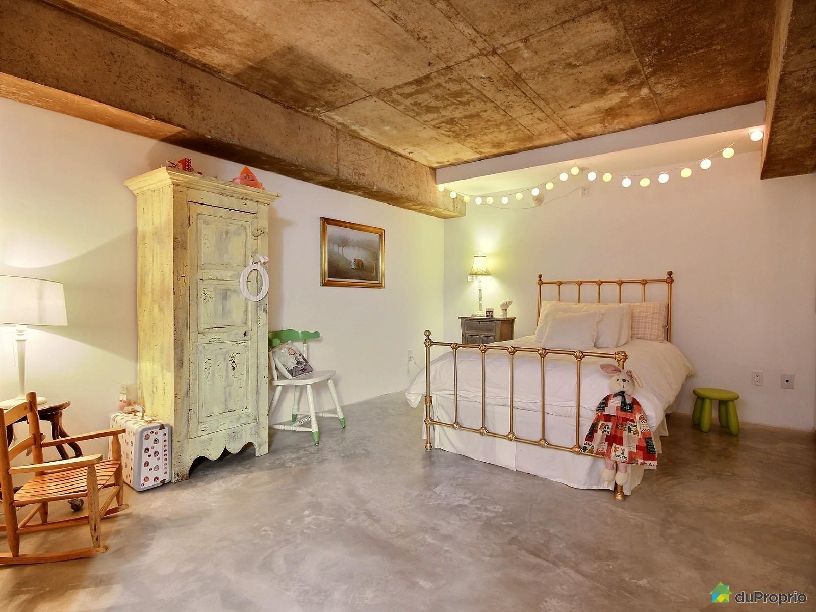 Quelle belle chambre J adore l aspect rustique de cette chambre d