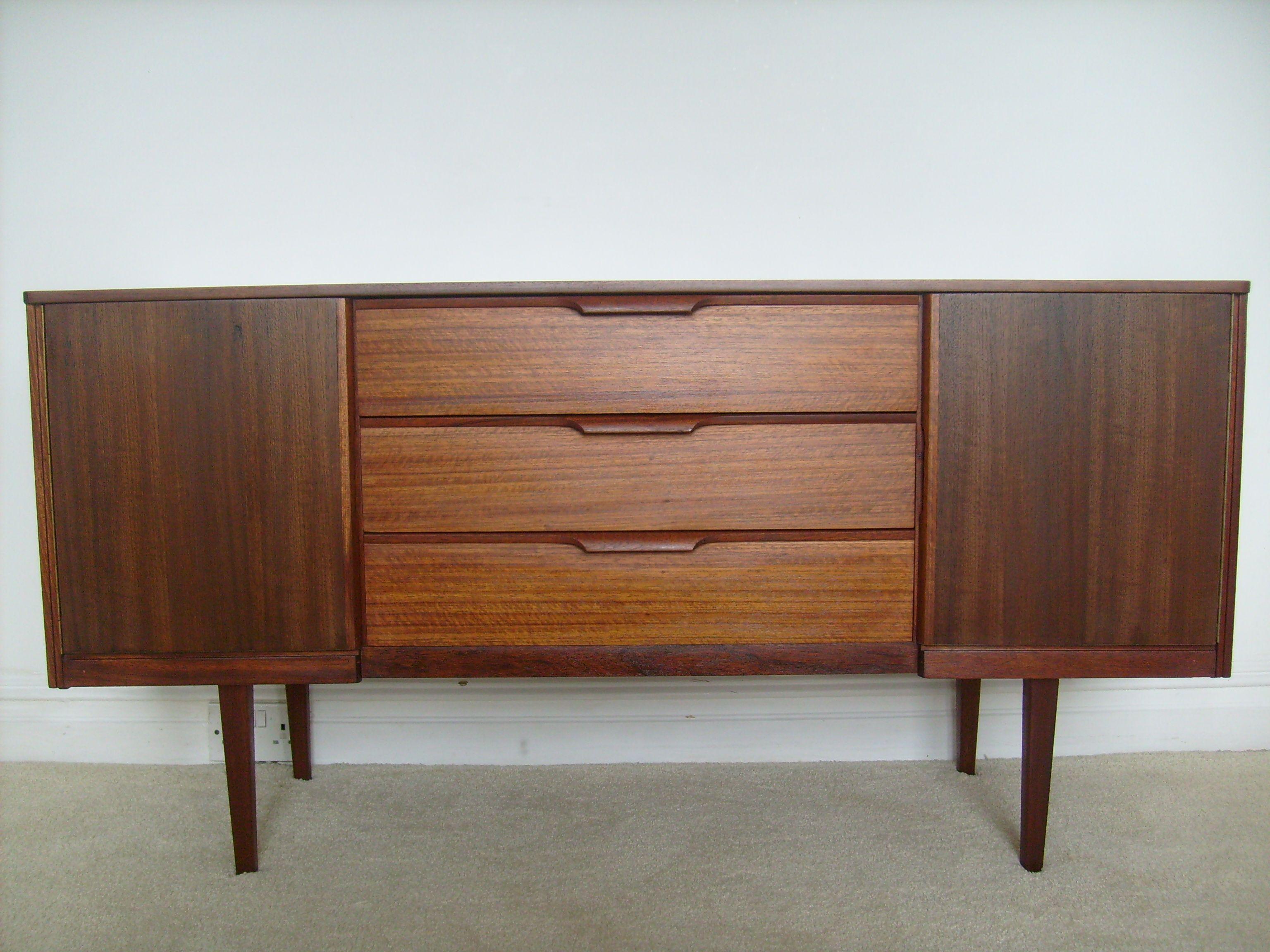 Beautiful Mid Century Storage Cabinet