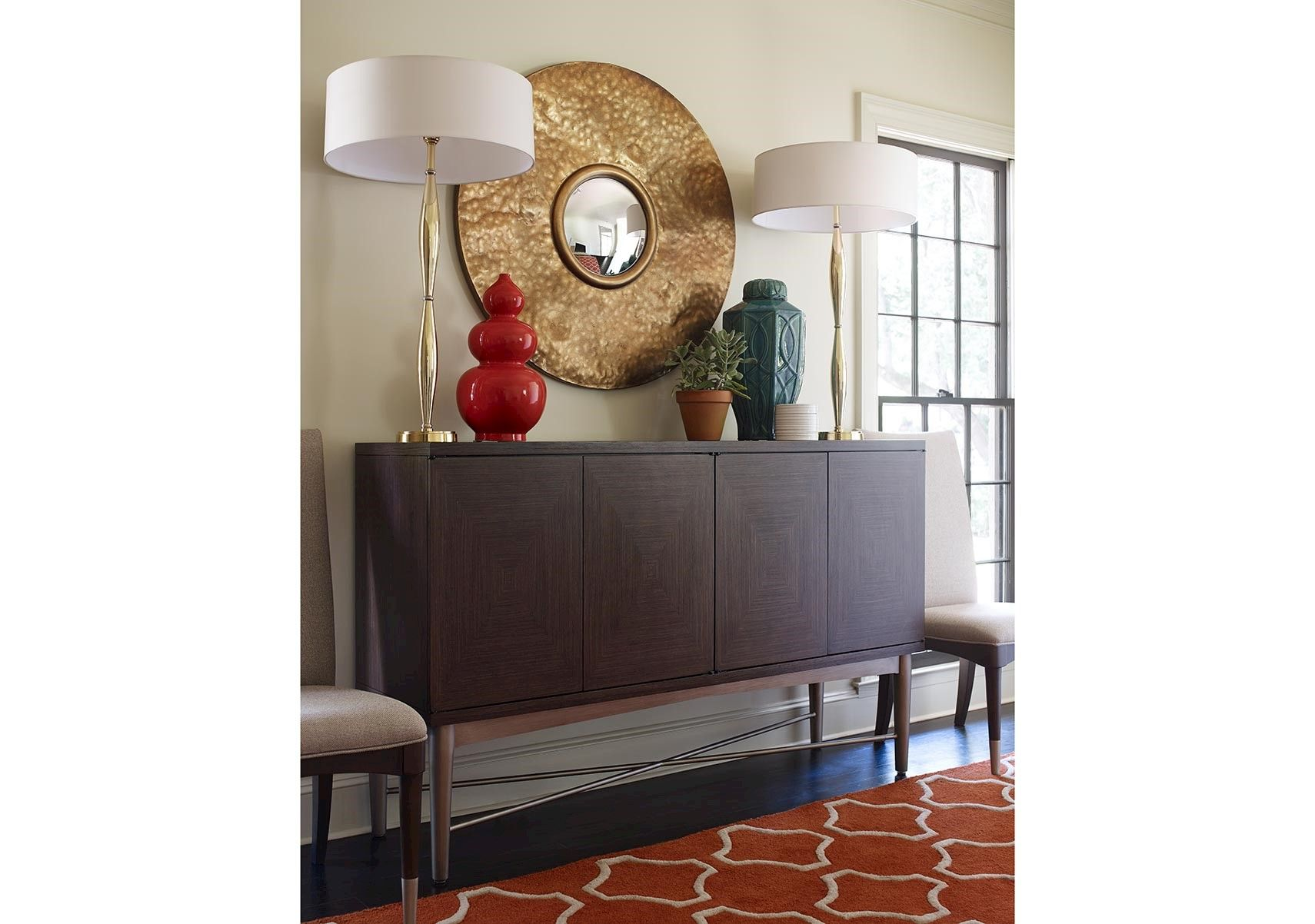 Lacks Soho Credenza By Rachael Ray Clean Lines