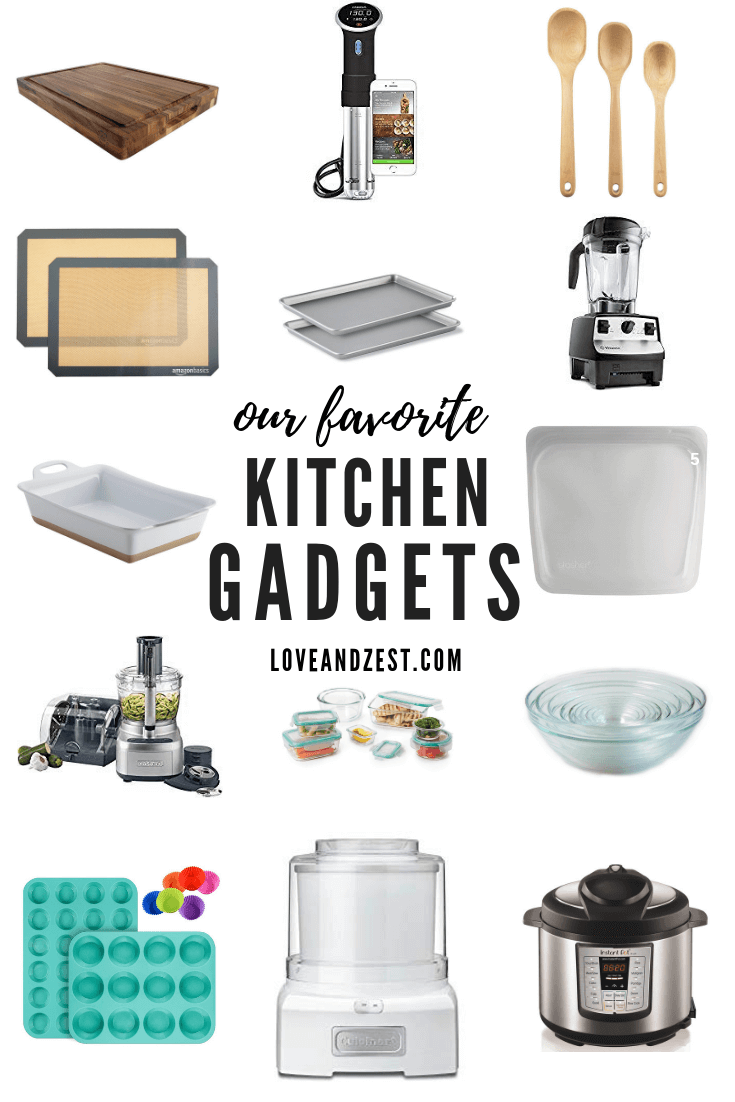 Best Kitchen Gadgets and Tools