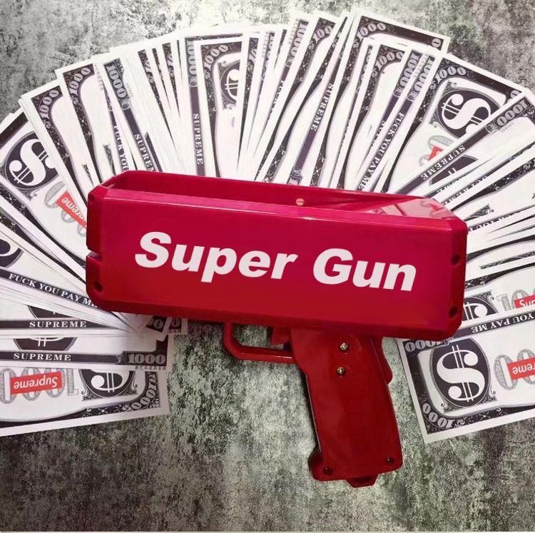 Bargeld Kanone Geld Gun Super Geld Gun Fashion Spielzeug Machen Es ...
