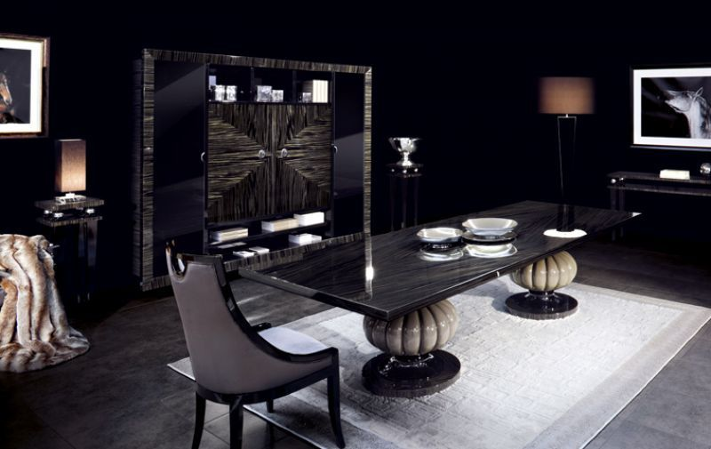 Ultra Modern Dining Table Designs Google Search Modern Dining Table Black Dining Table Black Dining Room Furniture Modern