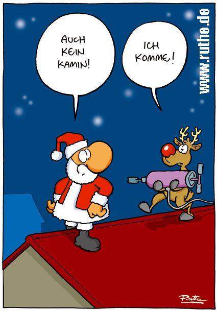 Lustige weihnachtsbilder ruthe