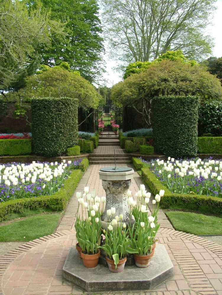 Filoli, Cooper-Molera Adobe, and the Gamble House Jardines - paisajes jardines
