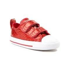 31238d5e92043c Toddler Converse Chuck Taylor All Star 2V Lo Glitter Sneaker