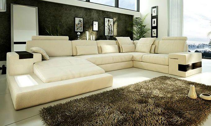 New U Shaped sofas Lovely