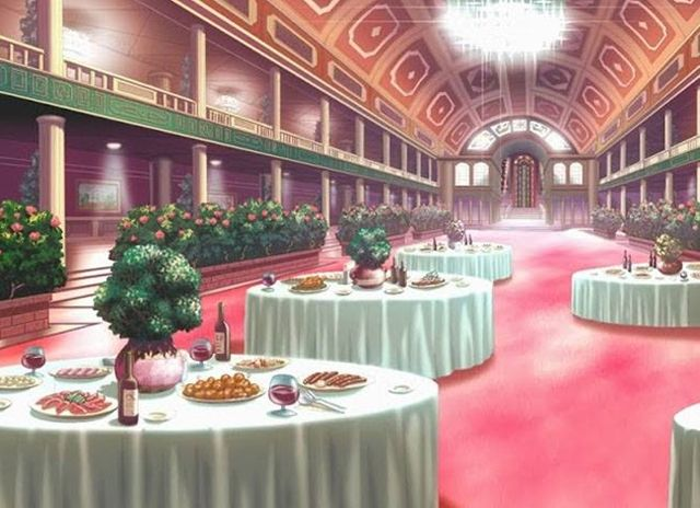 Dining Room Background Anime Background Anime Scenery Visual