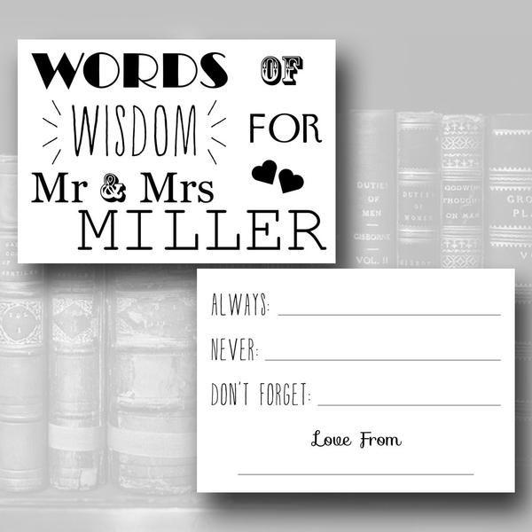Love Story – Words of Wisdom Advice Cards   Advice cards, Card ...