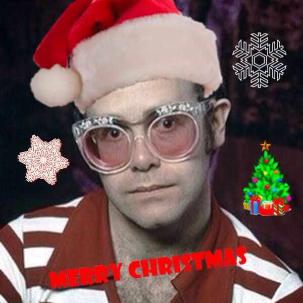 Elton John Christmas Song.Elton John Holiday Tunes Merry Christmas Marilyn In 2019